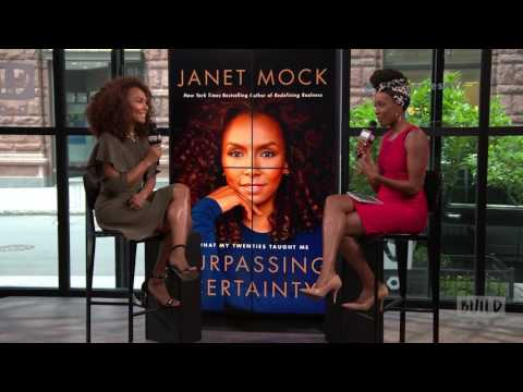 "Janet Mock On Her Book, ""Surpassing Certainty: What My Twenties Taught Me"""