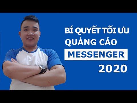 Tối ưu quảng cáo Facebook Messenger-Tin nhắn hiệu quả - Facebook Ads 2021