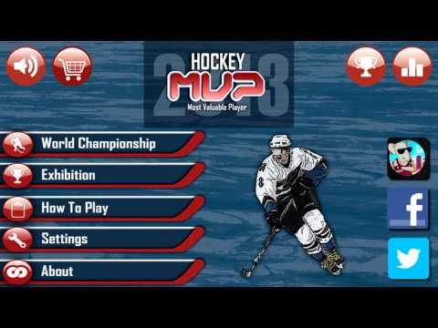 Hockey MVP игра на Андроид и iOS