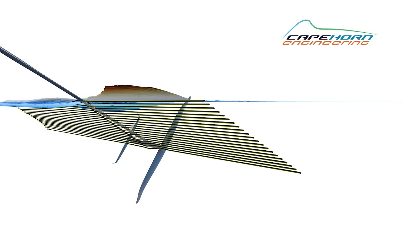 Formula Kite Hydrofoil Design Youtube