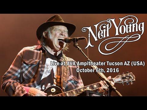 Neil Young - Live at AVA Ampitheater Tucson AZ - 2016-10-06