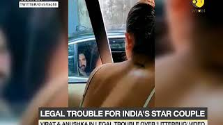 Man sends legal notice to Viral Kohli, Anushka