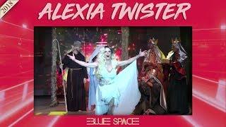 Blue Space Oficial - Alexia Twister e Ballet - 23.12.18