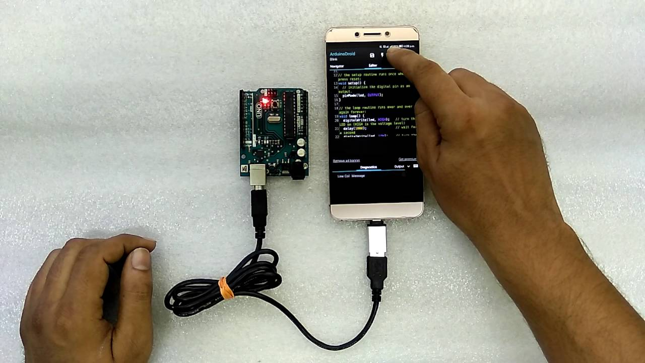 download arduino ide for android