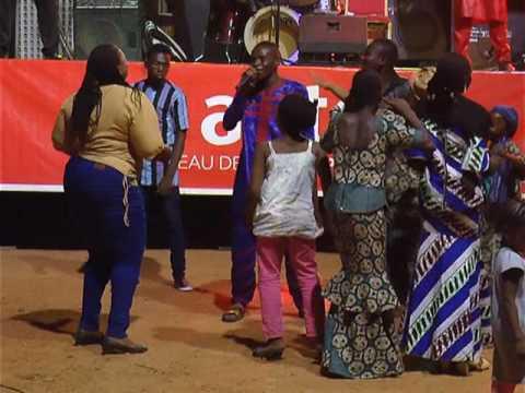 Tal National sojawa live a anniversaire émission Rythme du Niger au village d'enfants SOS Niamey