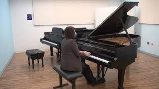 Eteri Andjaparidze in Piano Masterclass: Beethoven Opp. 22 & 119