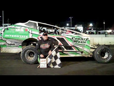 Modifieds at Middletown 2017 - Gary Edwards Jr. Wins Middletown