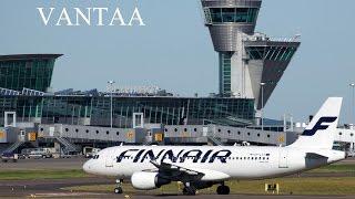 видео Как добраться до аэропорта Вантаа в Хельсинки?