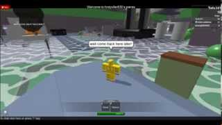 ROBLOX Randomness Part 3 Two good people who made it