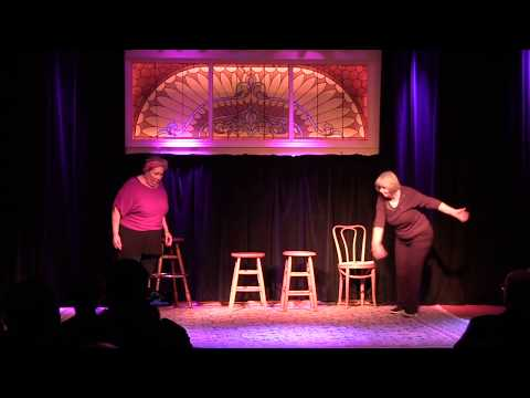 Stunt Double Improv Game Jan. 13, 2018 Show (12 of 13)