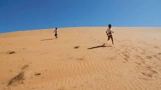 DESERT - Mouvement perpétuel des dunes