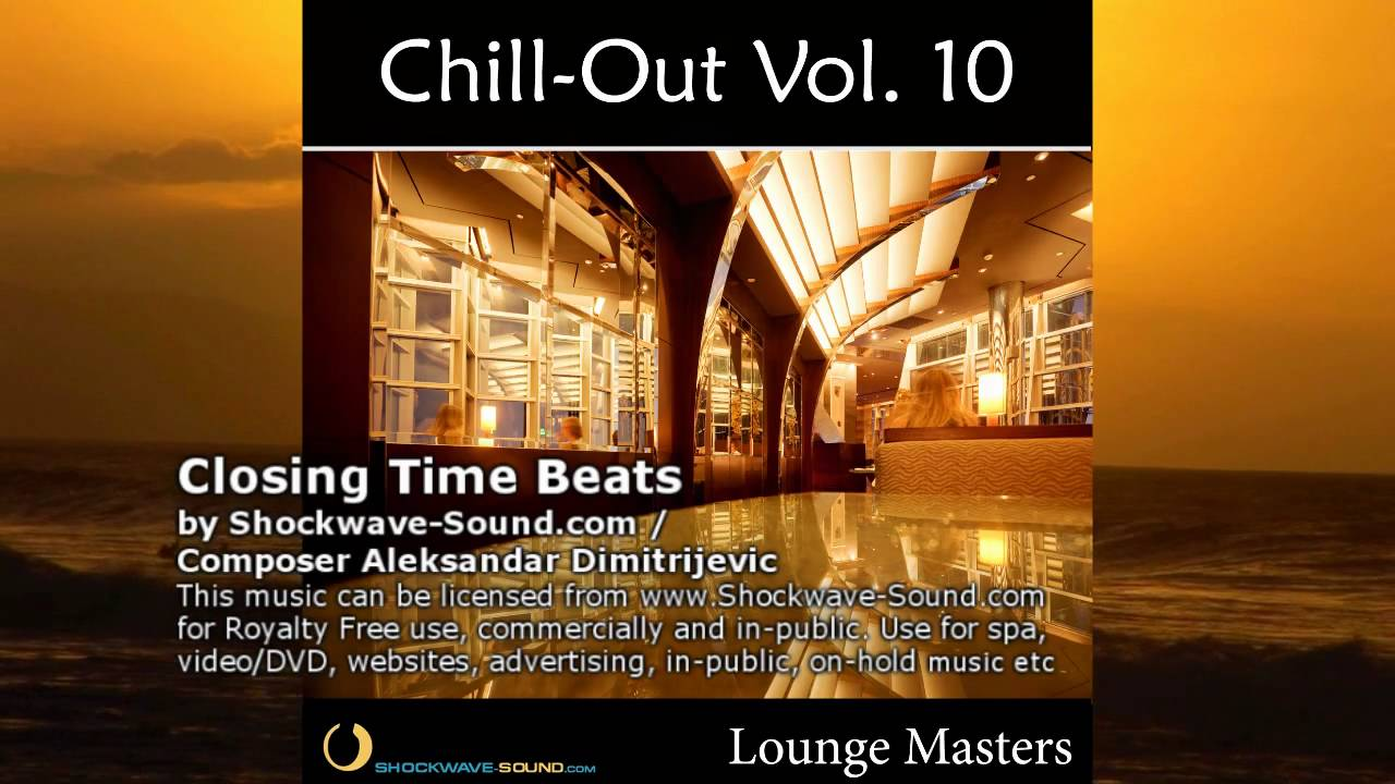 Royalty Free Music Chill Out Vol 10 Lounge Masters