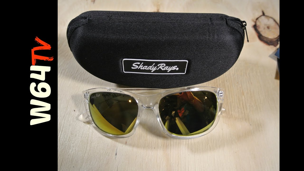 20059dff0b Shady Ray s Sunglasses - Look out Oakley! - YouTube