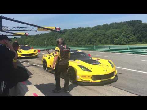 Corvette Racing - An Enduring Team