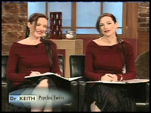 The Psychic Twins appear on The Dr. Keith Ablow Show on January 15, 2007.