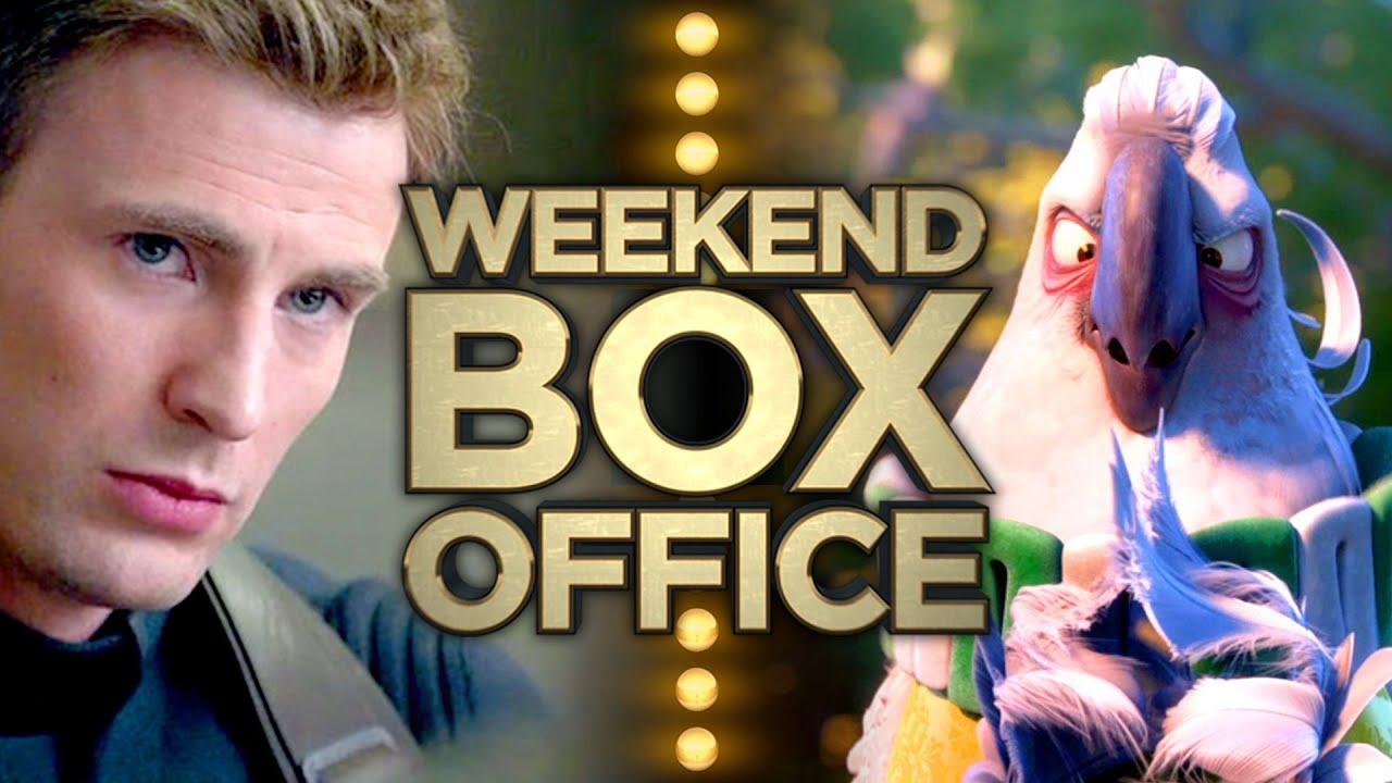 Weekend Box Office - Apr. 11 - 13, 2014 - Studio Earnings Report HD