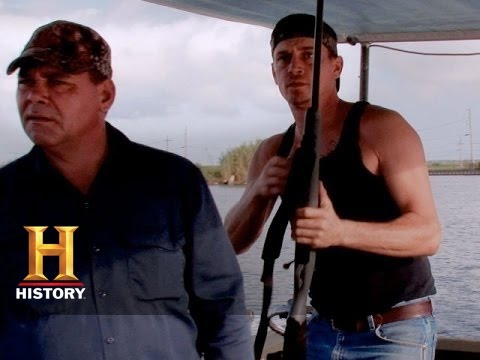 Swamp People: Taking Out the Pirate