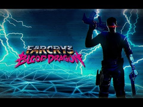 Far Cry 3: Blood Dragon!