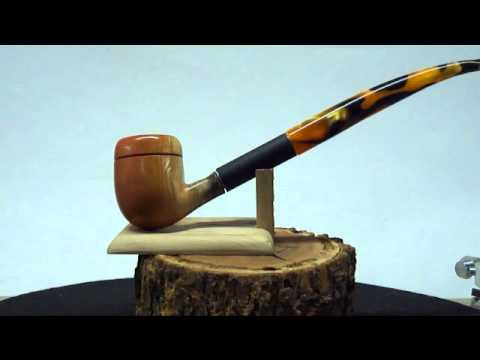 EPipeMods Exotic Wood Pipes And Churchwarden Stems With A 360 View