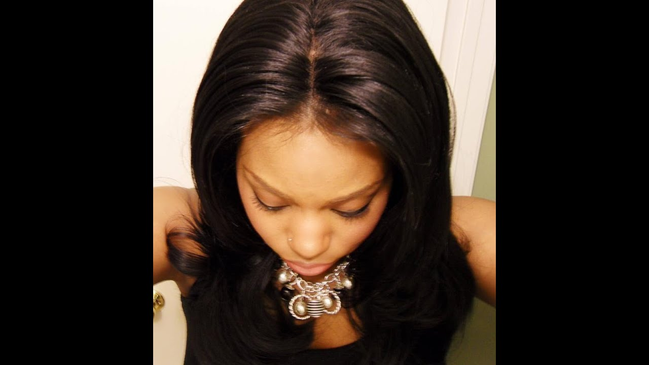 Youtube Lace Front Wig Review 15