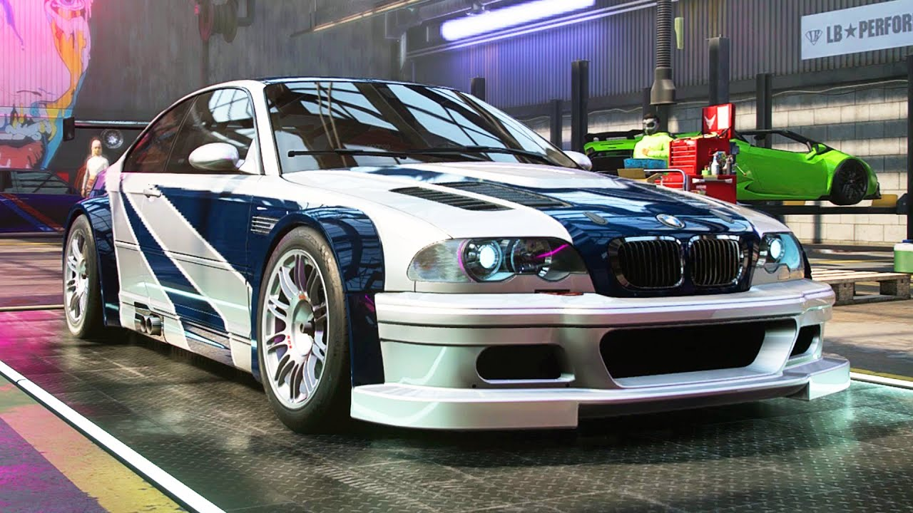 Most Wanted Bmw M3 Gtr Need For Speed Heat Part 12 Youtube