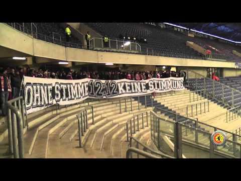 Ohne Stimme keine Stimmung: MSV Duisburg vs. 1. FC Union Berlin