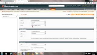 Magento admin panel video tutorial part - 1