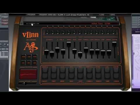 VLINN 2.0 LINN LM-1 VST Now Cross-Platform !