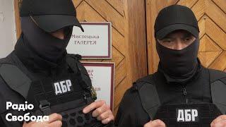 Директор Музею Івана Гончара подав заяву в поліцію