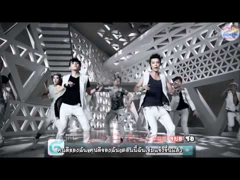 [Thaisub+Karaoke]Sexy, Free & Single - Super Junior{SuJu-Chu}