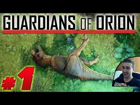 Guardians of Orion Gameplay: Part 1 - The Dinosaur Hunt Begins! - PC Playthrough