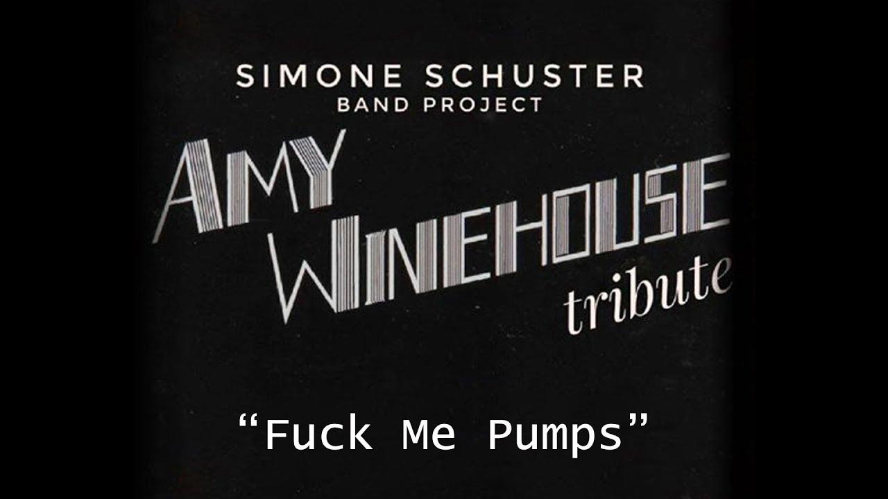 Fk Me Pumps Van Amy Winehouse