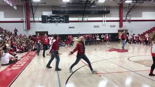 WD Faculty Flash Mob
