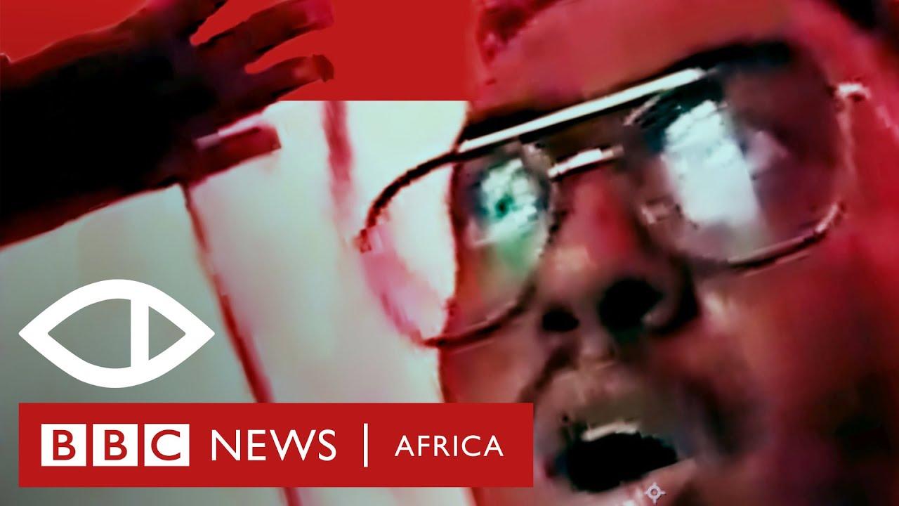 Sudan's Livestream Massacre - Documentary - BBC Africa Eye
