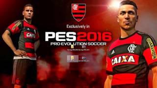 PES 2016 - IMPORTAR LOGOS E UNIFORMES (PS4)