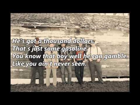 Turnpike Troubadours - Bossier City (with lyrics)