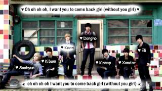ukiss without you eng sub with lyrics on screen colour coded no cop...