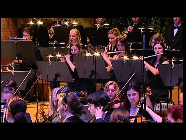 Stairway to Heaven with Gimnazija Kranj Symphony Orchestra