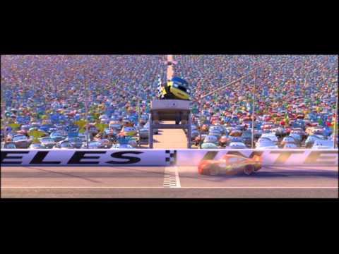 Cars last Race