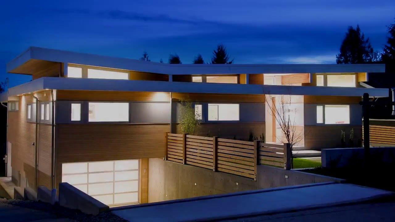 971 Melbourne Avenue North Vancouver Modern