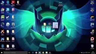 Wie Machen DJ Sona Animierte Wallpaper Windows 7.8.10
