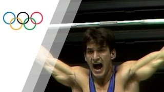 Golden Games debut for Pyrros Dimas | Olympic Debut