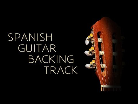 Sad Instrumental Gipsy Rumba Spanish Guitar Backing Track