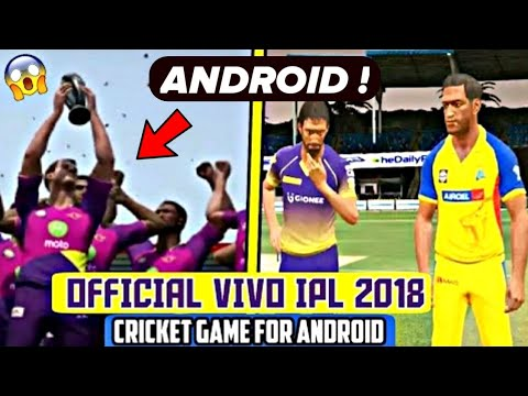 VIVO IPL Cricket Game Download [Android]  Full HD Graphics | Amazing Features | New Player | Hindi