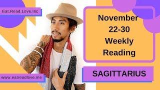 Sagittarius reading