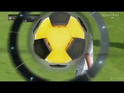 Javier Chicharito Hernndez vs Real Sociedad