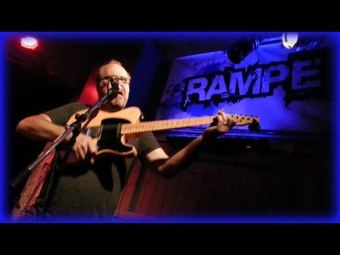 2013 Greg Koch Band 'Folsom Prison Blues' @ Kulturrampe Krefeld