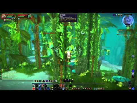 World of Warcraft Solo Leveling - soonerdeaths Death Knight Level 80 in Vashj'ir, Eastern Kingdoms