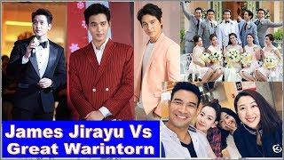 James Jirayu Vs Great Warintorn Lifestyle Thailand Super Star | ជេមជីរ៉ាយុ និង វ៉ារិនថន
