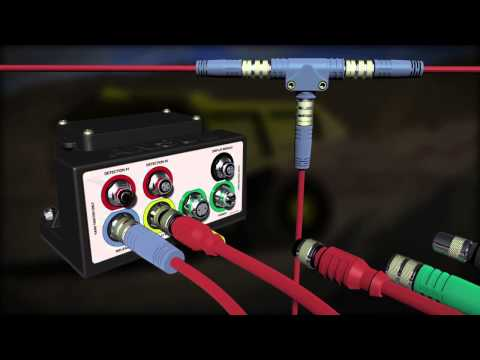 ANSUL CHECKFIRE 210 Detection And Actuation Systems For Mobile Equipment